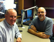 A2's Joe Handley with Greg Yoder of MNN