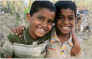 Your partership with Mission India changes lives  (Photo by Mission India)
