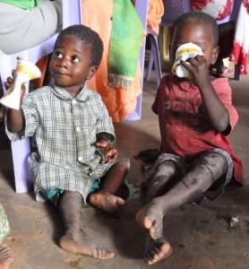 Kamonkoli orphans need your help. (Image courtesy Orphan's Heart)